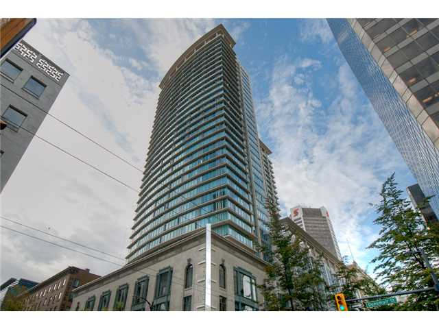# 601 610 GRANVILLE ST - VVWDT APTU for sale, 1 Bedroom (V912776) #1