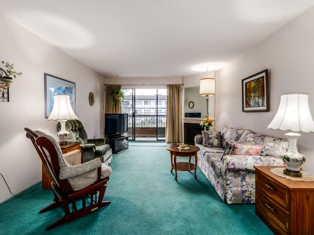 206 141 E 18TH STREET - Central Lonsdale Apartment/Condo for sale, 1 Bedroom (R2006458) #8