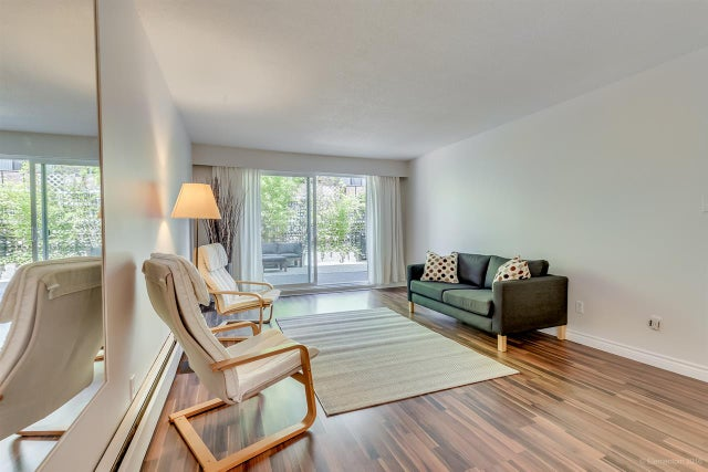 111 270 W 3RD STREET - Lower Lonsdale Apartment/Condo for sale, 1 Bedroom (R2082371) #4